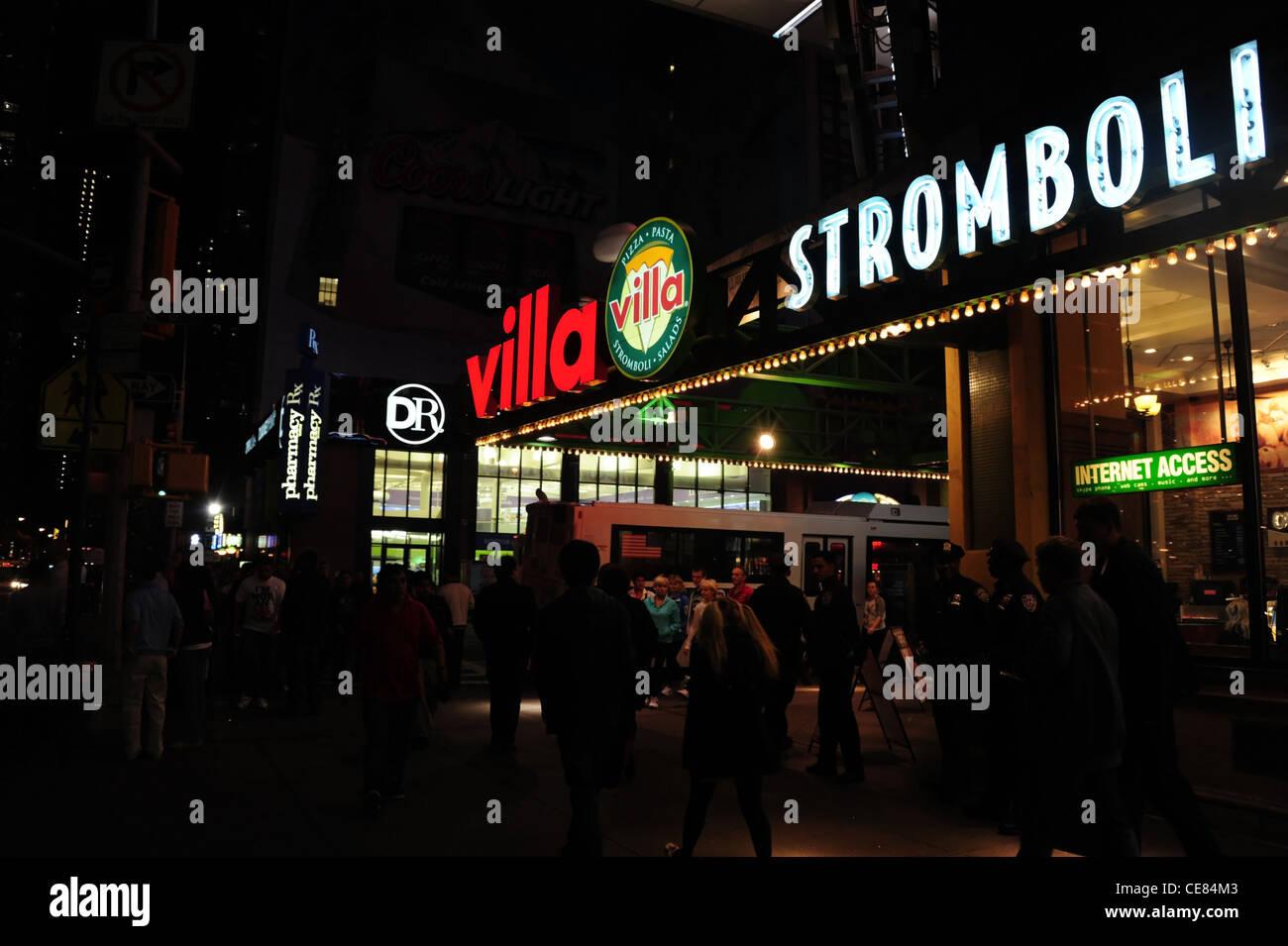 Italian Restaurants Th Avenue New York