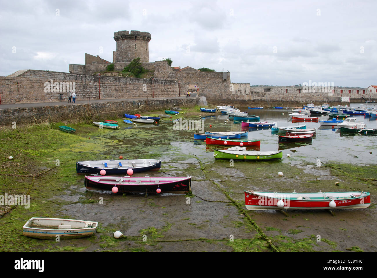 Fort de socoa socoa st jean de luz pays basque france - Fort de socoa ...