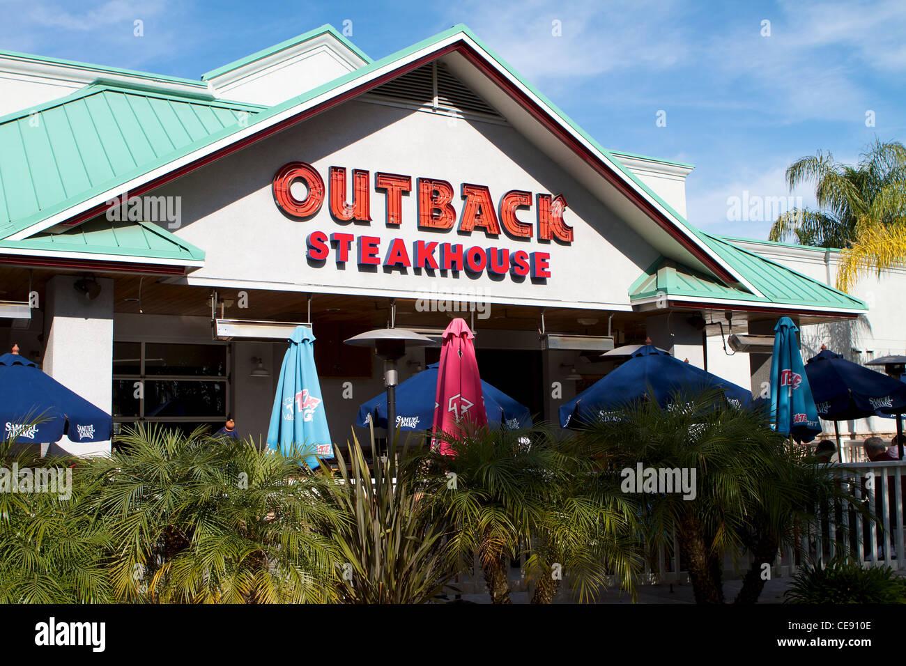 Steak House In Long Beach Part - 40: Outback Steakhouse Rainbow Harbor Long Beach California