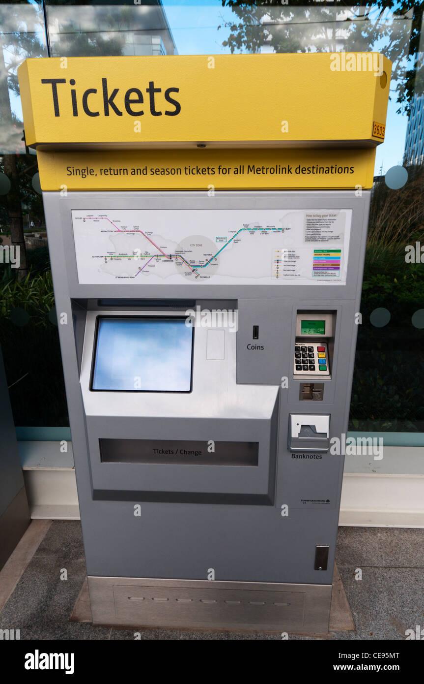 machine ticket