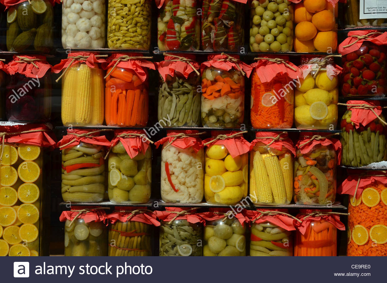 Home Canned Pickles