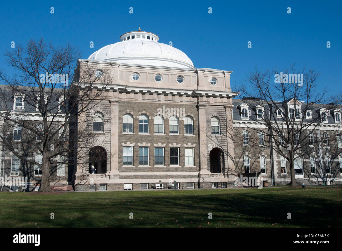 Sibley Hall, Architecture And Art, Cornell University, Ithaca, New York, USA