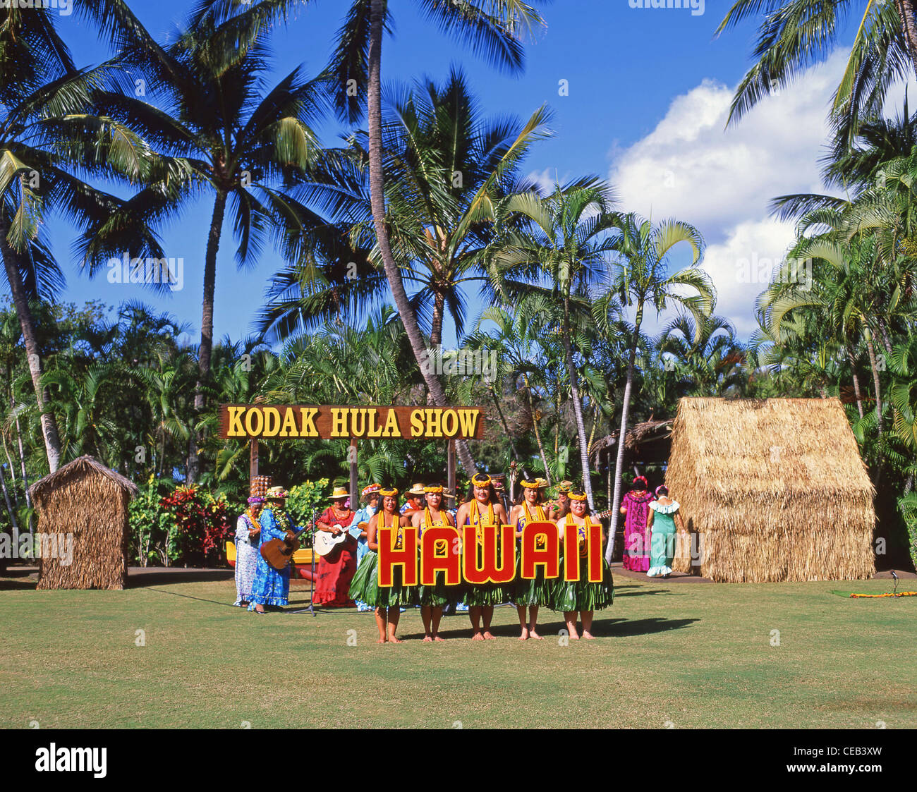 Oahu Hawaii United States  city images : ... , Kodak Hula Show, Honolulu, Oahu, Hawaii, United States of America