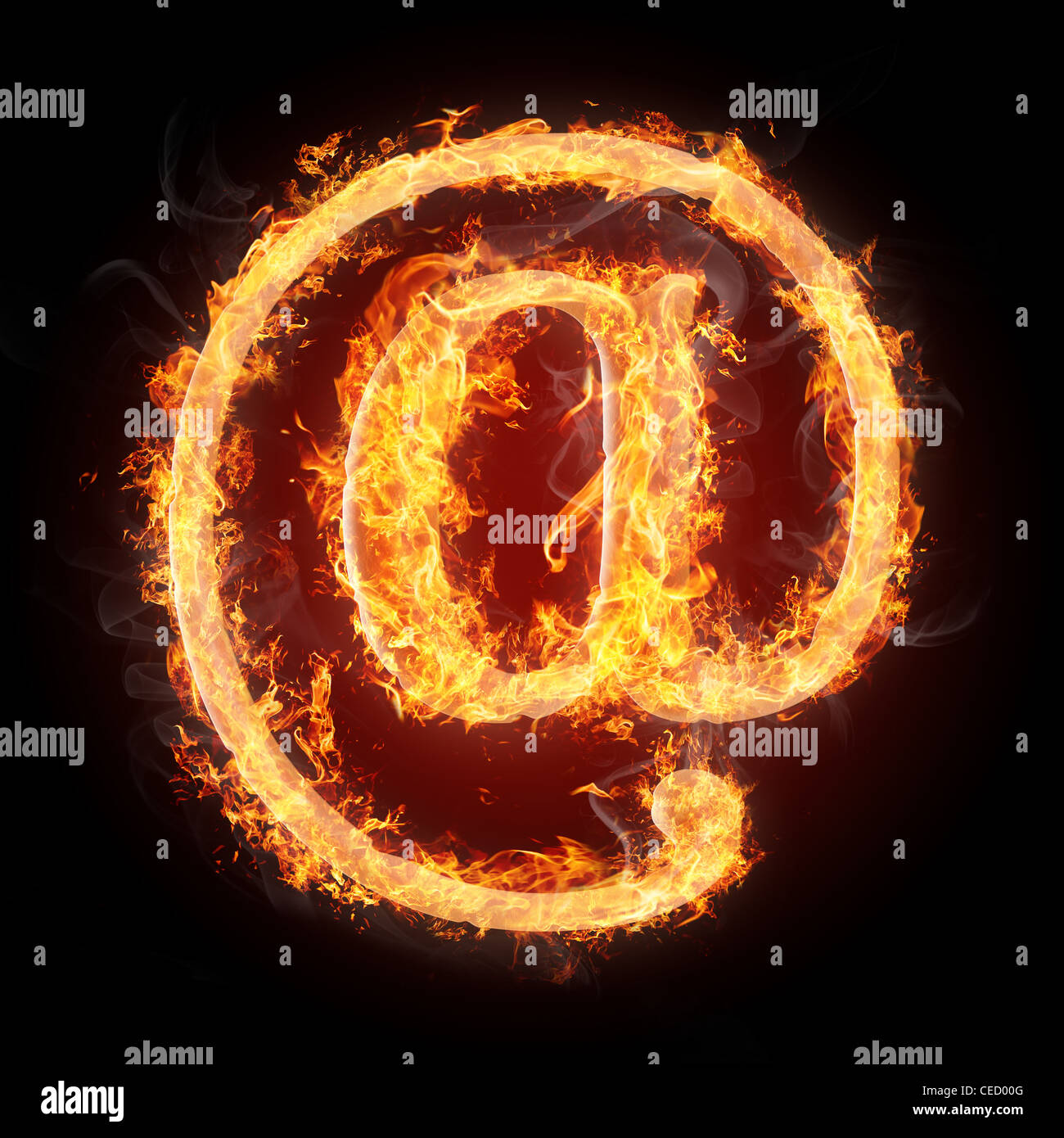 Letters and symbols in fire at sign stock photo royalty free letters and symbols in fire at sign biocorpaavc