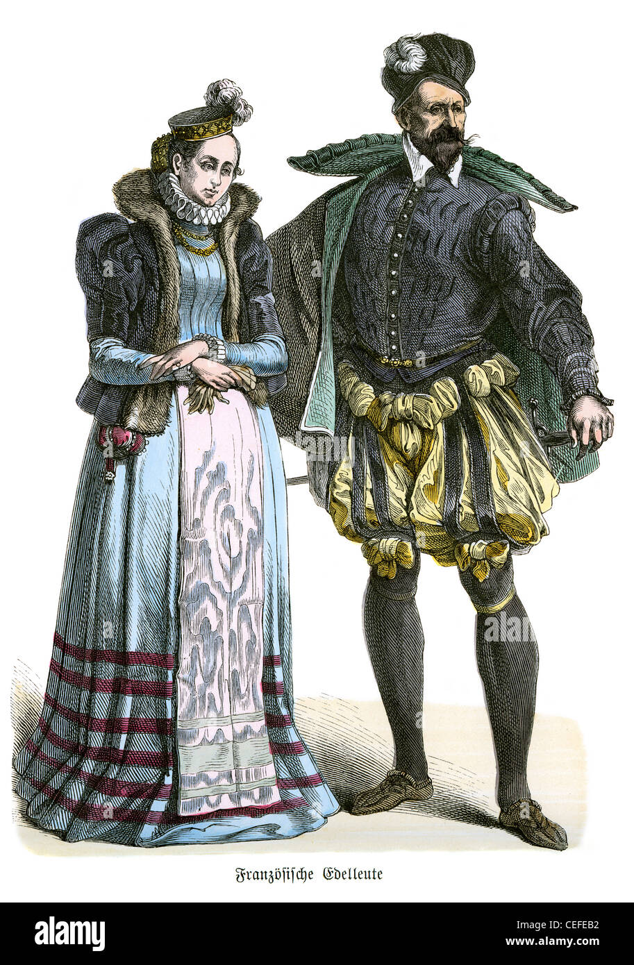 fashion of men and women in the 16th century Hair: the styling of society  the height of fashion for women was to part the hair in the middle,  18th century men wore wigs for formal events,.