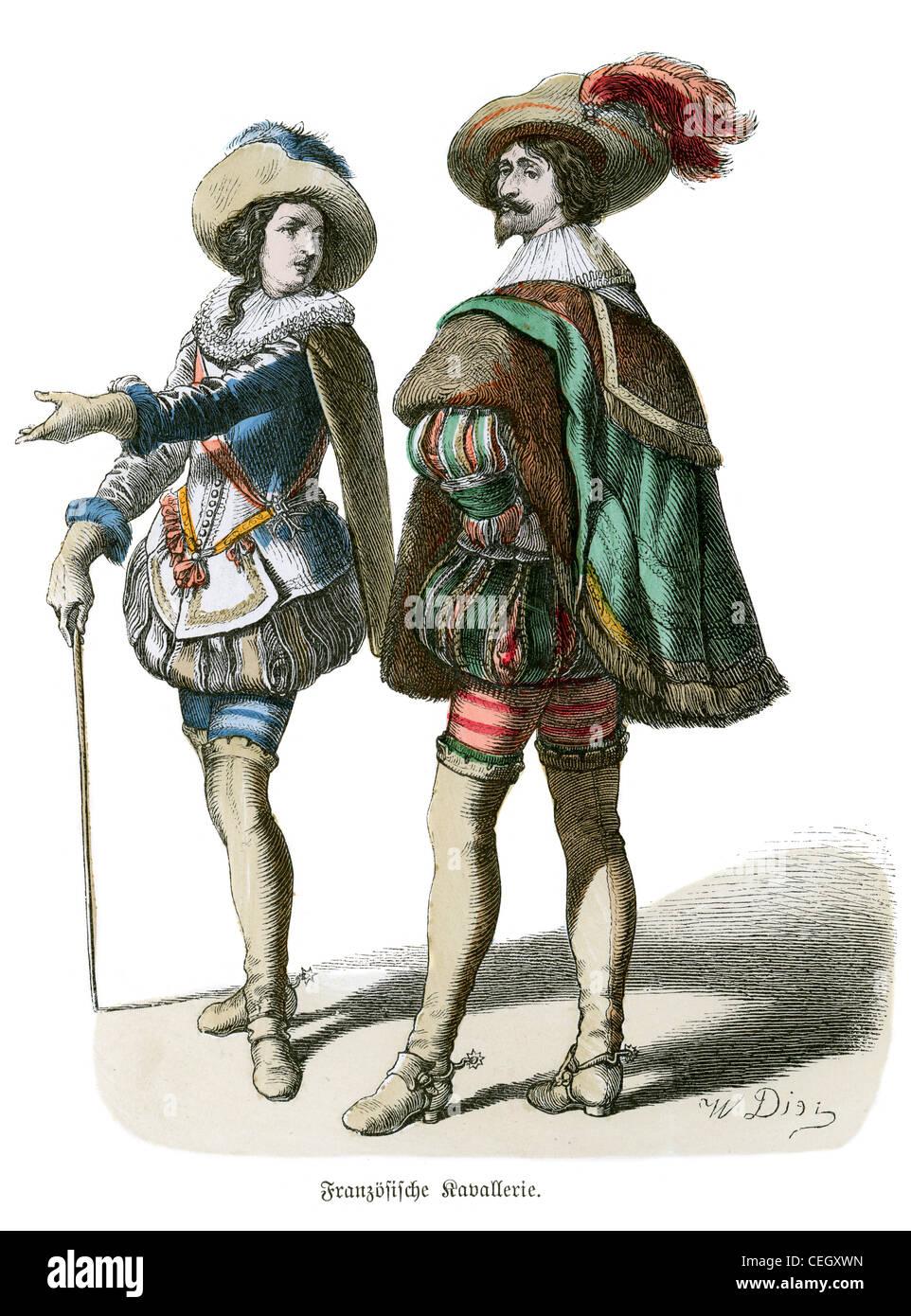 17th century fashion in france 9