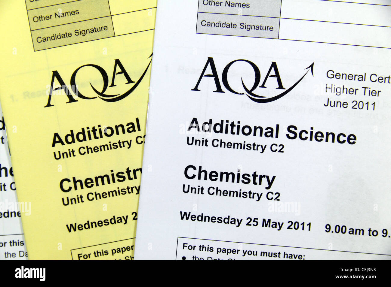 Close up the C2 Chemistry Additional Science (Foundation & Higher ...