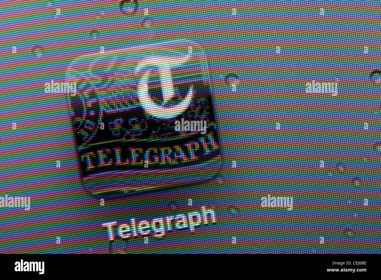 Close up of icon for the Daily Telegraph newspaper app on an iPad - Stock Image & Telegraph Newspaper Stock Photos u0026 Telegraph Newspaper Stock ... 25forcollege.com
