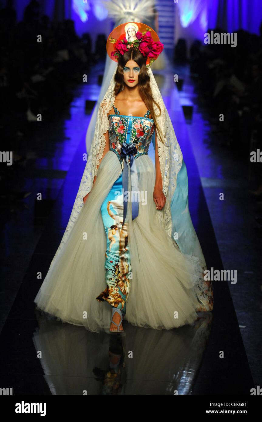 Jean Paul Gaultier Paris Haute Couture Spring Summer