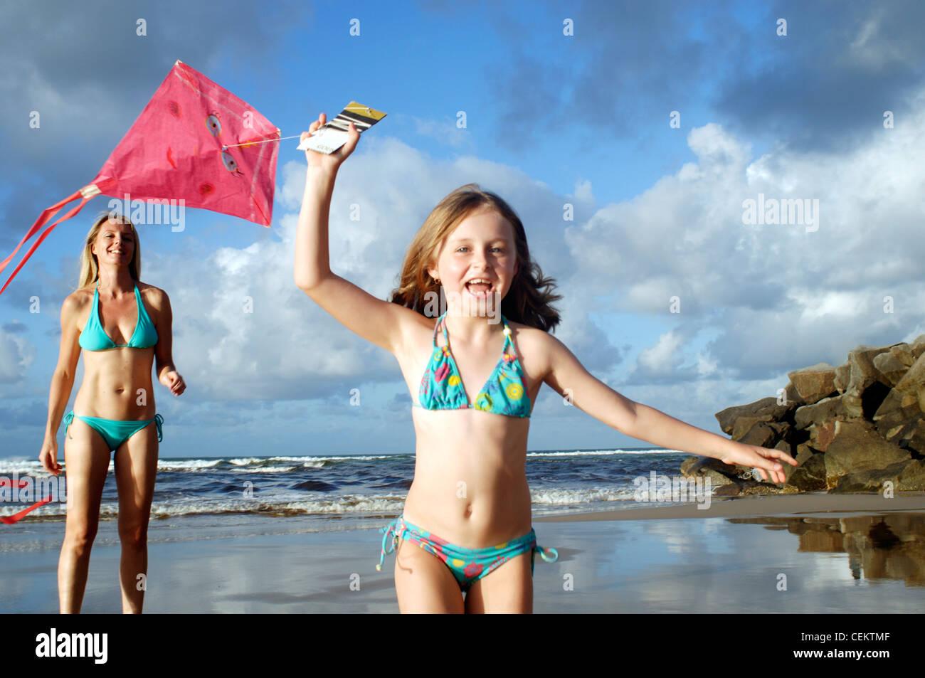 Ретро фотографии нудистских пляжей