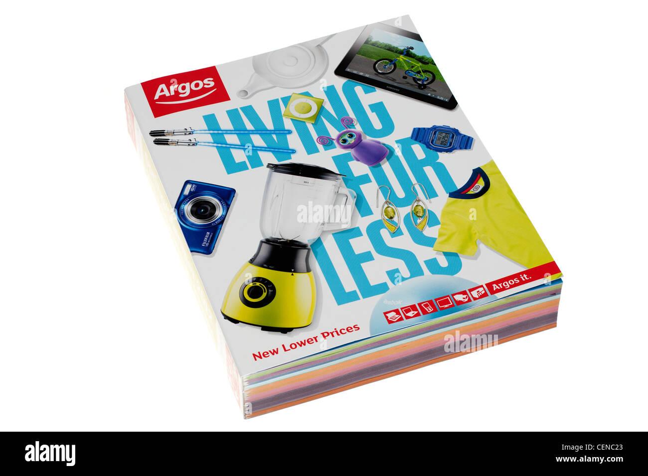 White apron argos - Argos Catalog Spring Summer 2012 Stock Image
