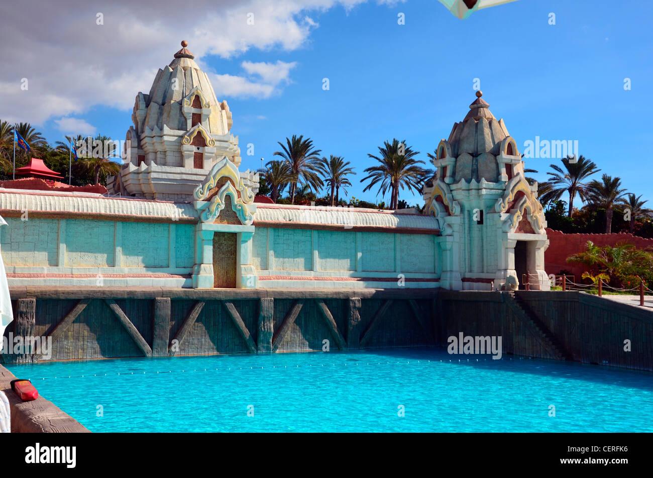 Siam Park, Water Kingdom Theme Park, Costa Adeje, Tenerife ...