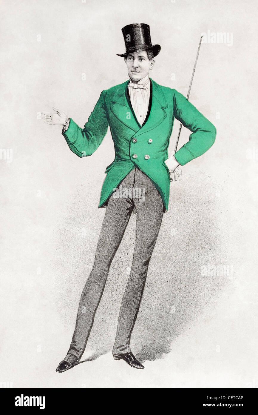 19th century english gentleman