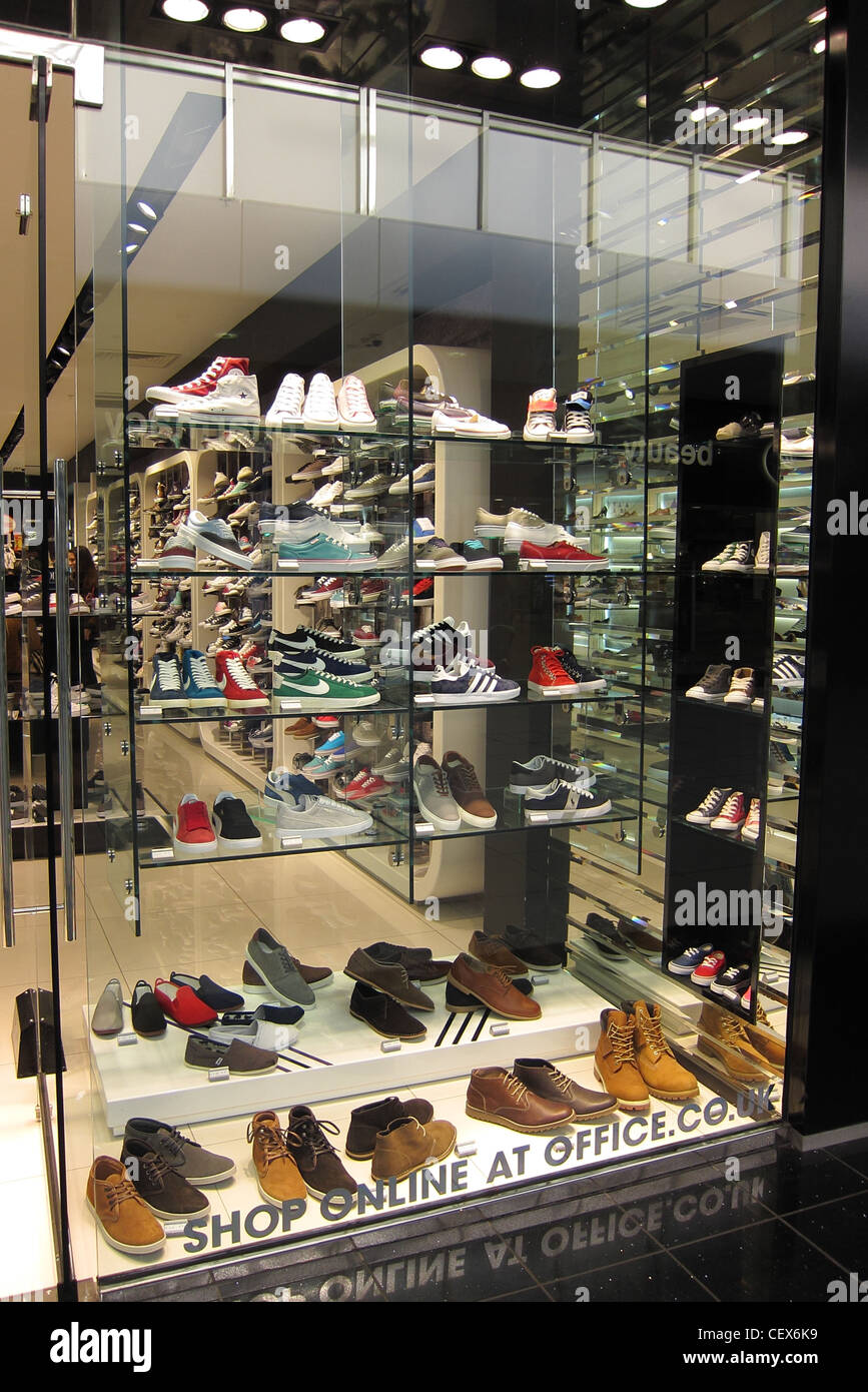 Office Shoe Stores Location