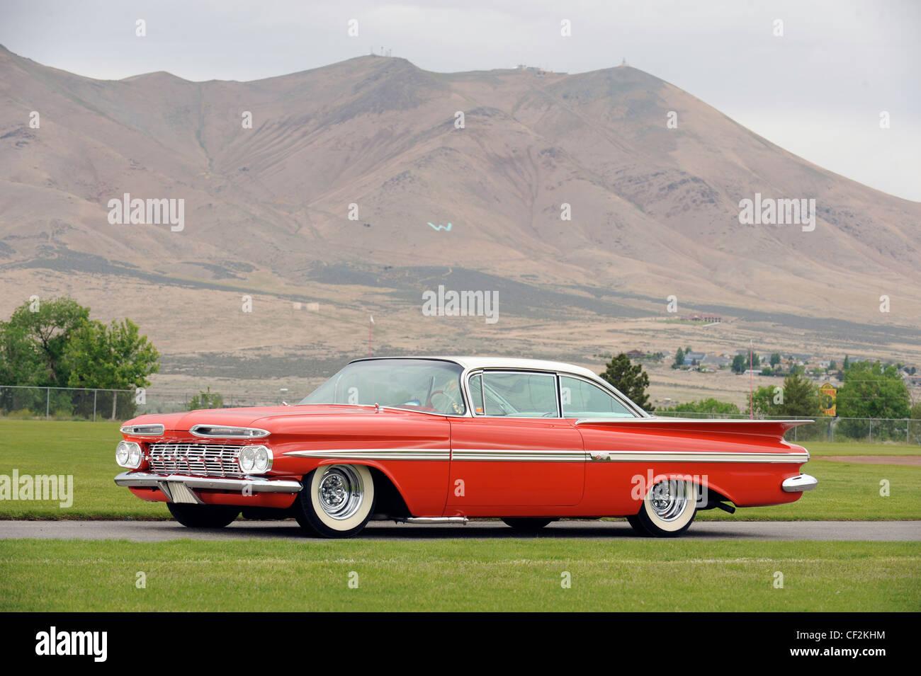 1959 chevrolet impala bubble top