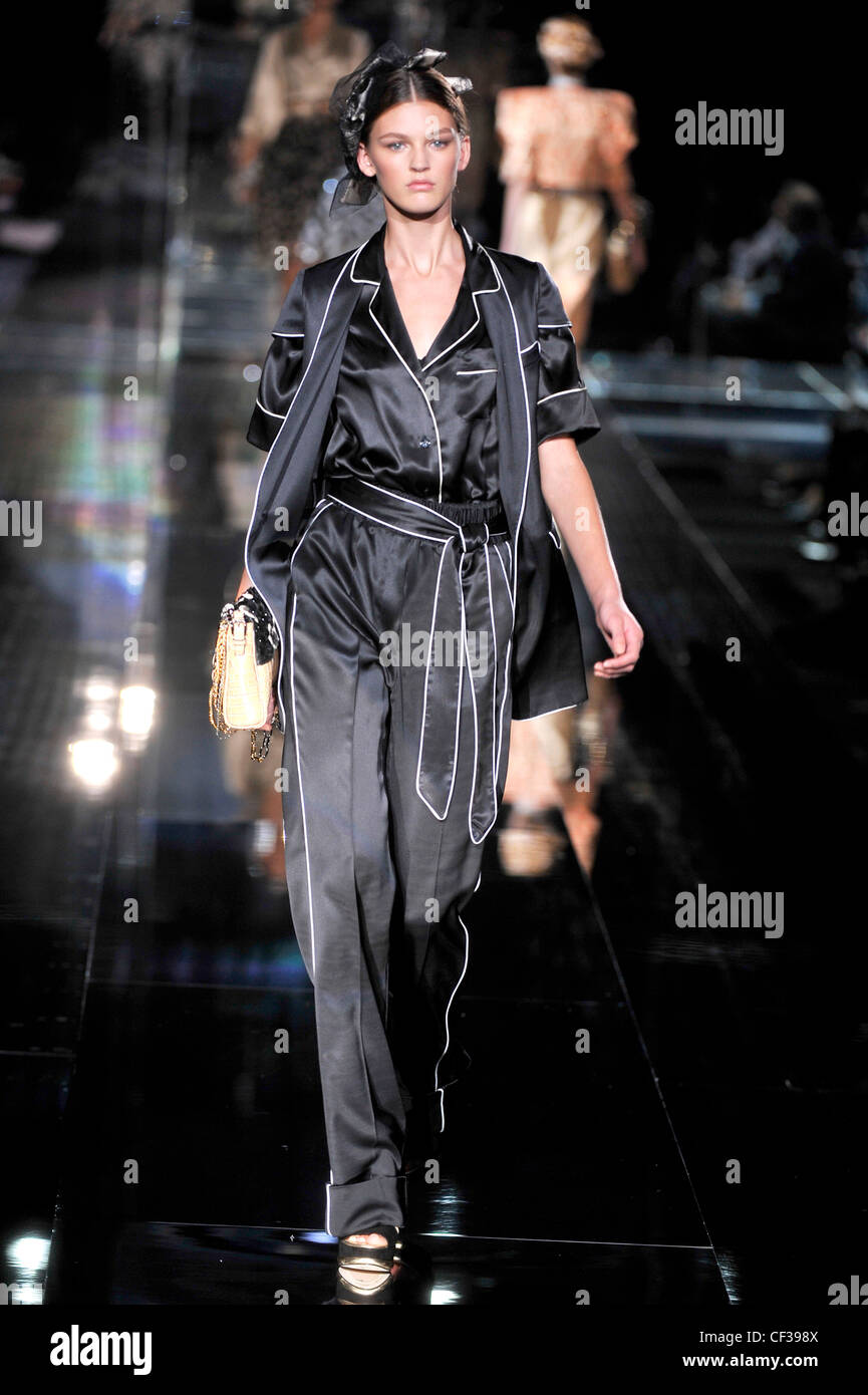 Dolce & Gabbana Milan Ready to Wear Spring Summer ...