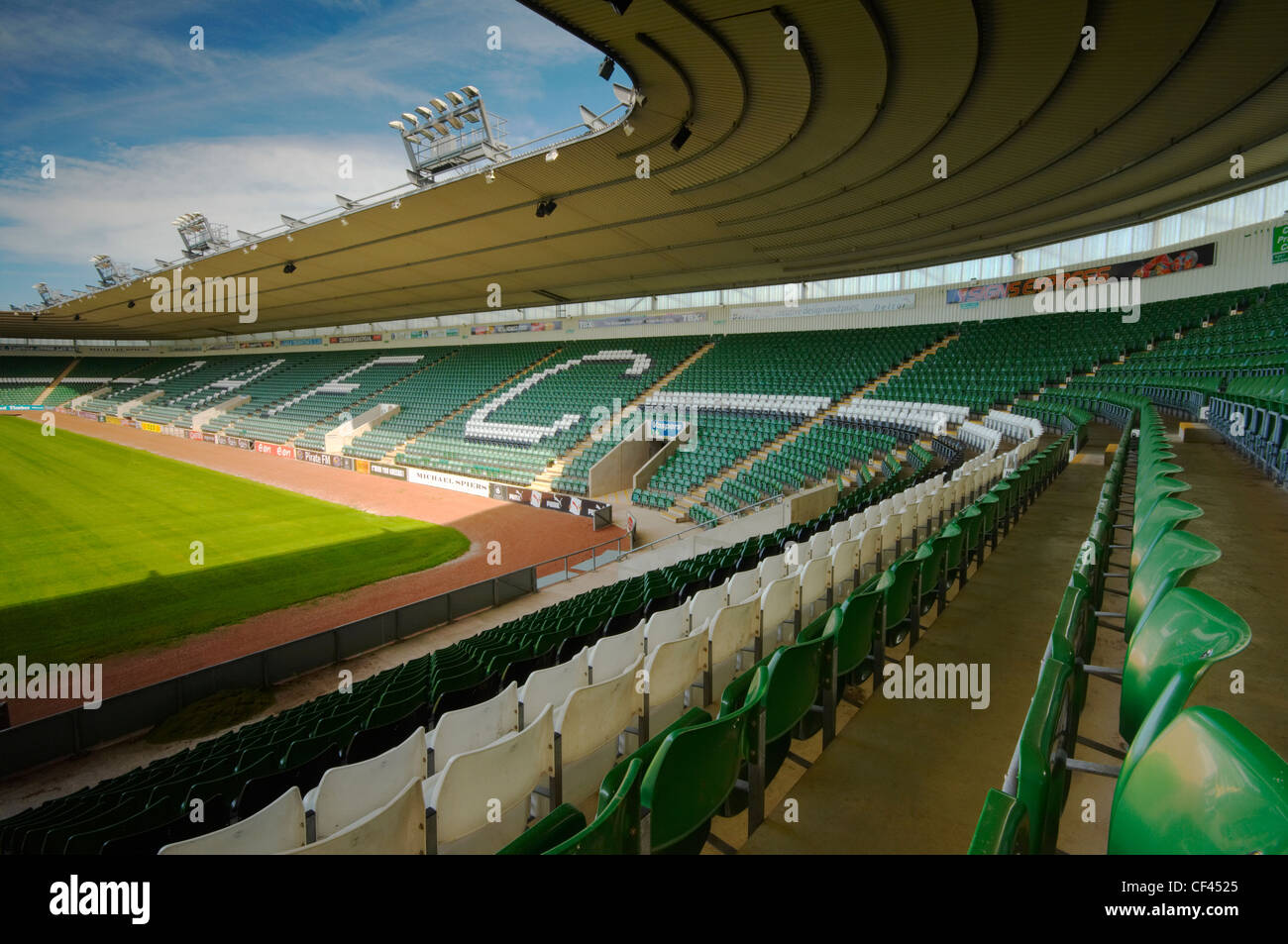 Plymouth Argyle Football Ground Home Park
