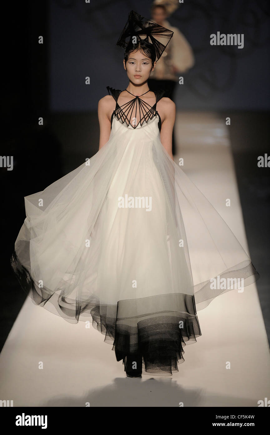 Couture Tulle Dress