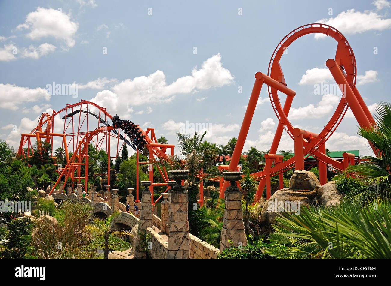 theme park industry on the gold This overview of gold coast history has been  area 'the gold coast' the local tourism industry continued  of modern theme parks such as.