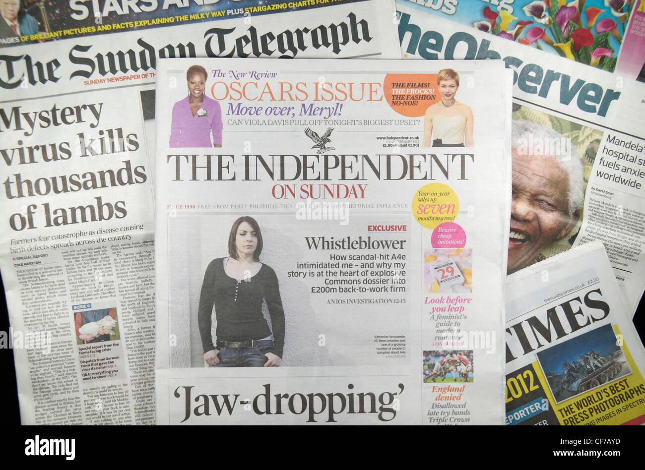 Sunday newspaper coupons uk