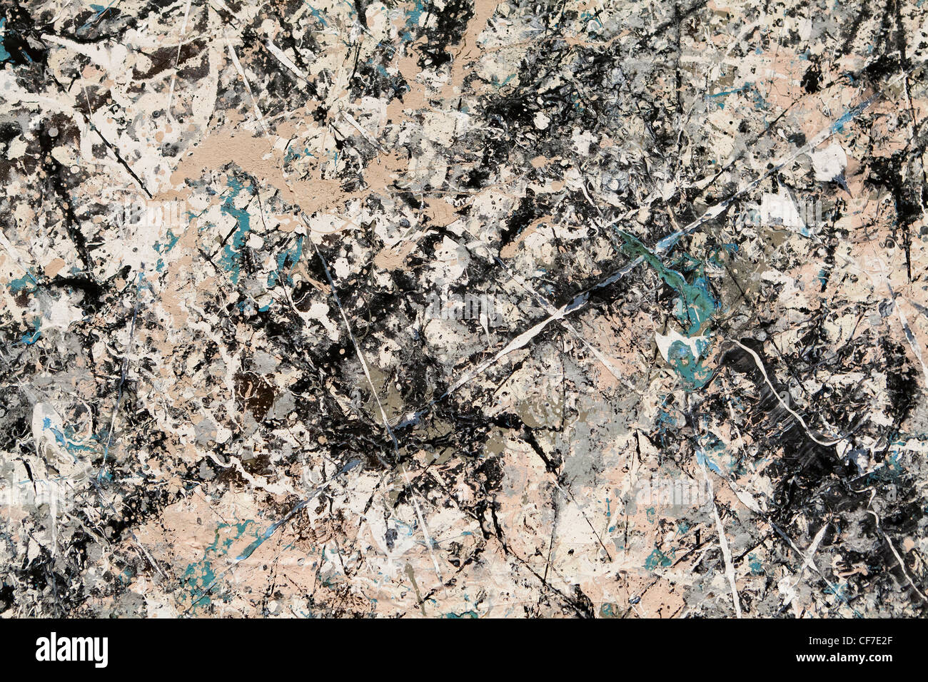 jackson pollocks lavander mist essay Also on view are paintings and works on paper by pollock from the gallery s collection, including number 1, 1950 (lavender mist) by jackson pollock.