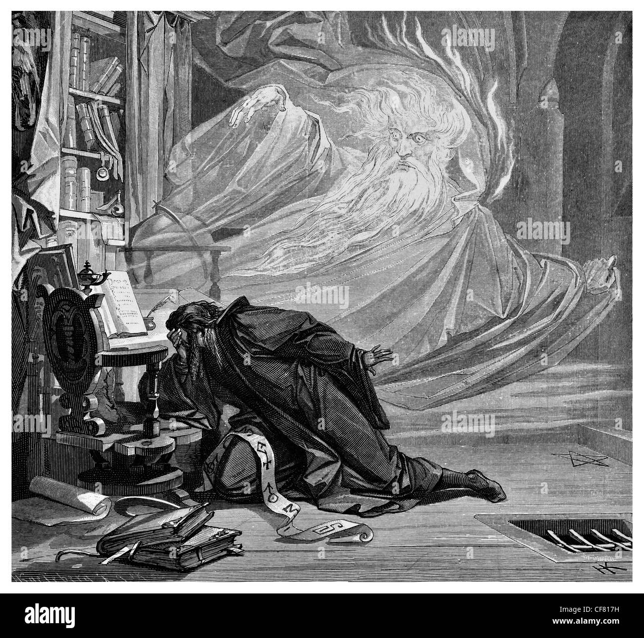 an analysis of goethes novel faust Buy faust by johann wolfgang goethe, walter kaufmann (isbn:  before he  was thirty, johann wolfgang von goethe had proven himself a master of the  novel,  so it was convenient to be able to consult the translator's take of the  meaning.