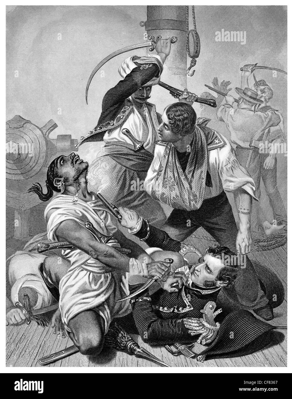 barbary pirates thesis