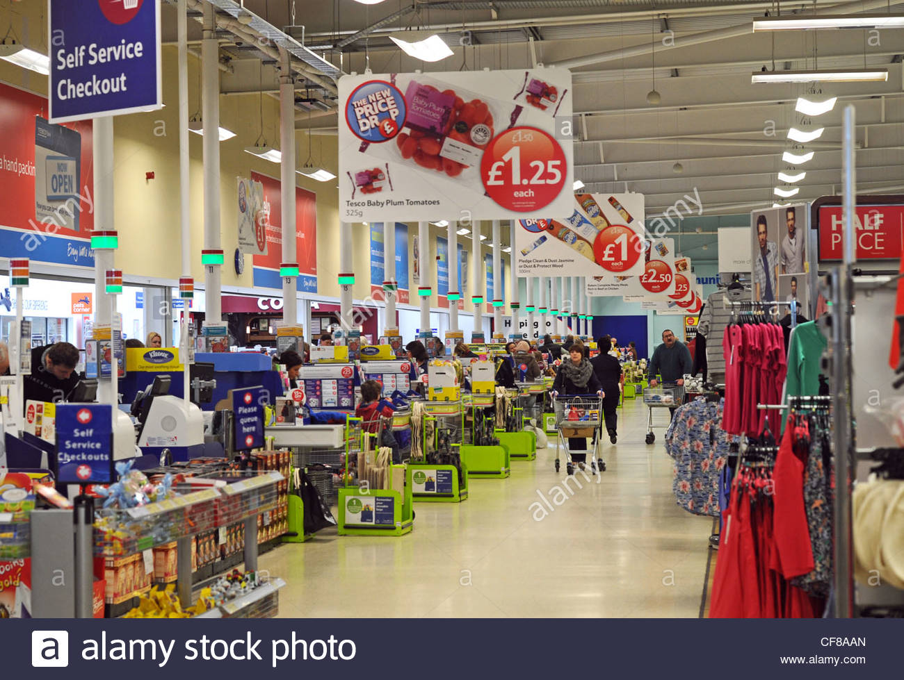 supermarket in uk Britain's 'cheapest' supermarket revealed after year-long study - and the result may surprise you tesco, asda, aldi, waitrose and the rest all go head to head in the study by consumer watchdog which.