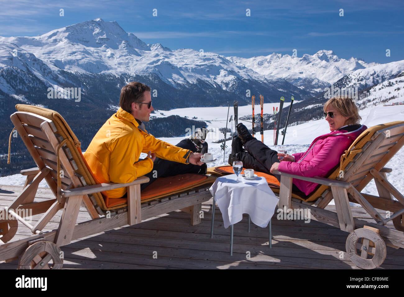 Ski catering