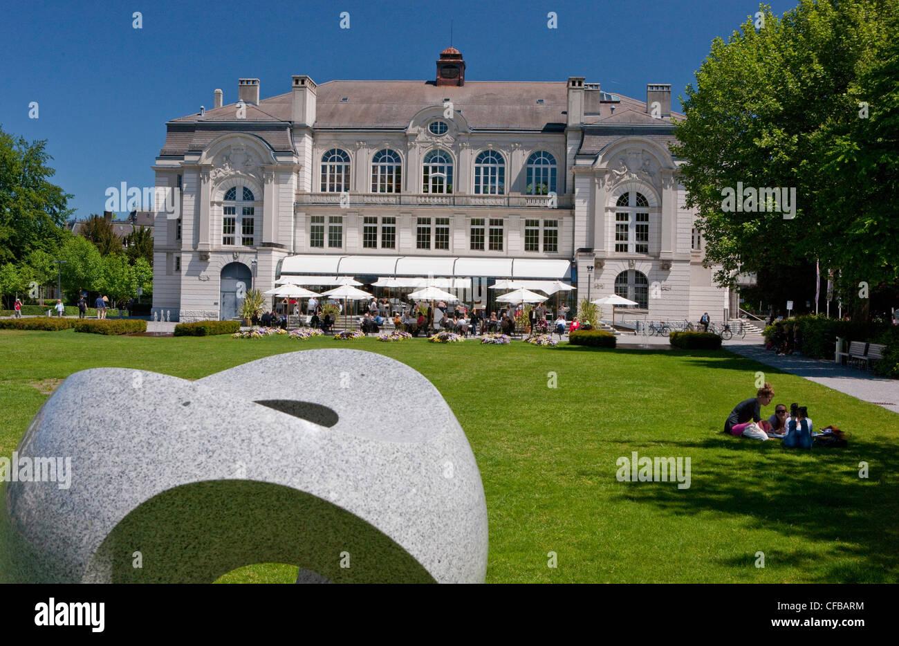 Canton St Gallen St Gall Switzerland Europe town city Stock