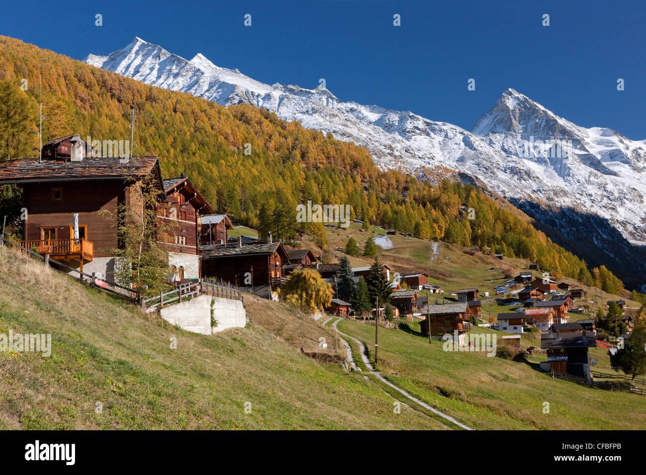 mountain mountains autumn valais wallis switzerland. Black Bedroom Furniture Sets. Home Design Ideas