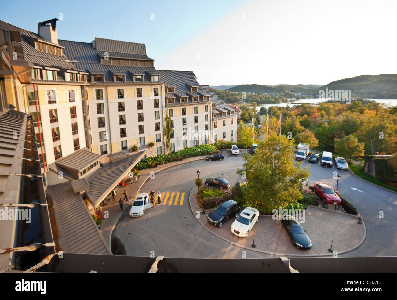 Mont Tremblant Resort Hotels