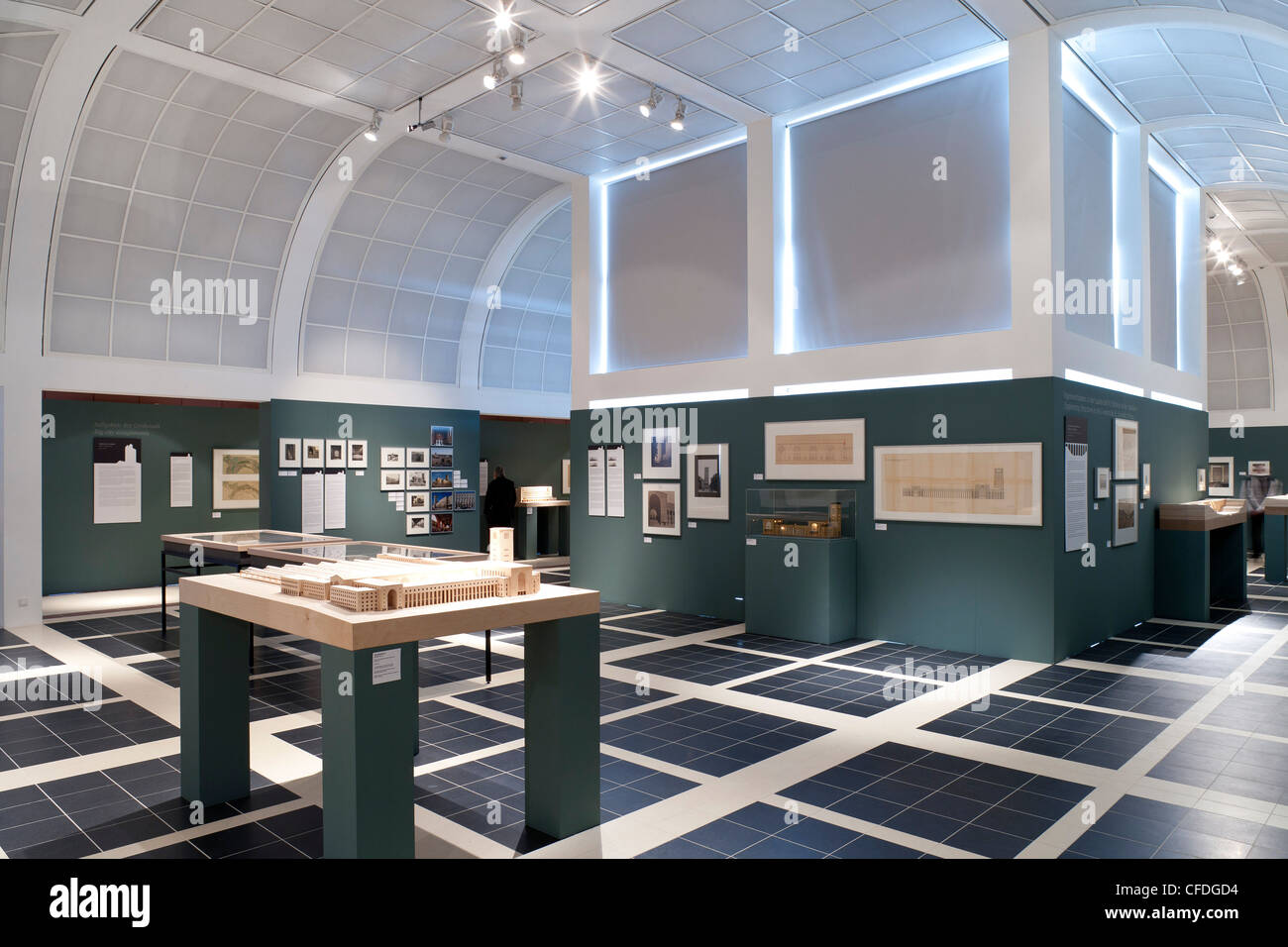 Deutsches architekturmuseum architect o m ungers for Frankfurt architekturmuseum
