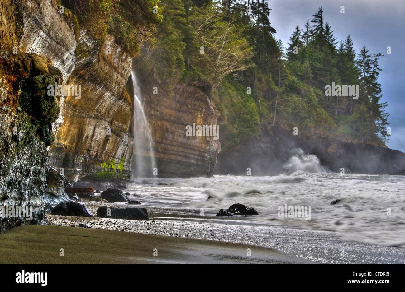 Mystic Falls Vancouver Island