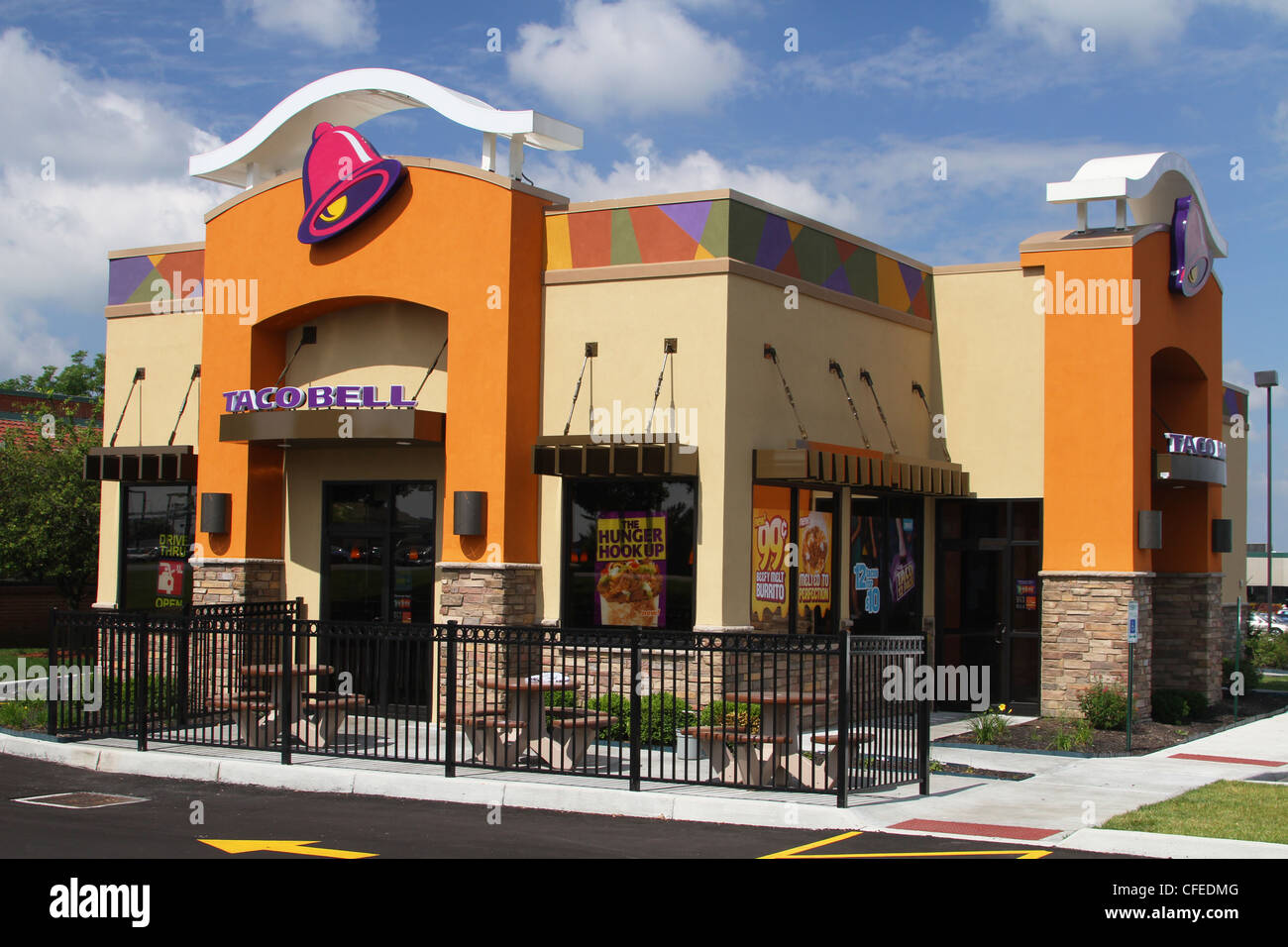 Dayton Ohio Fast Food