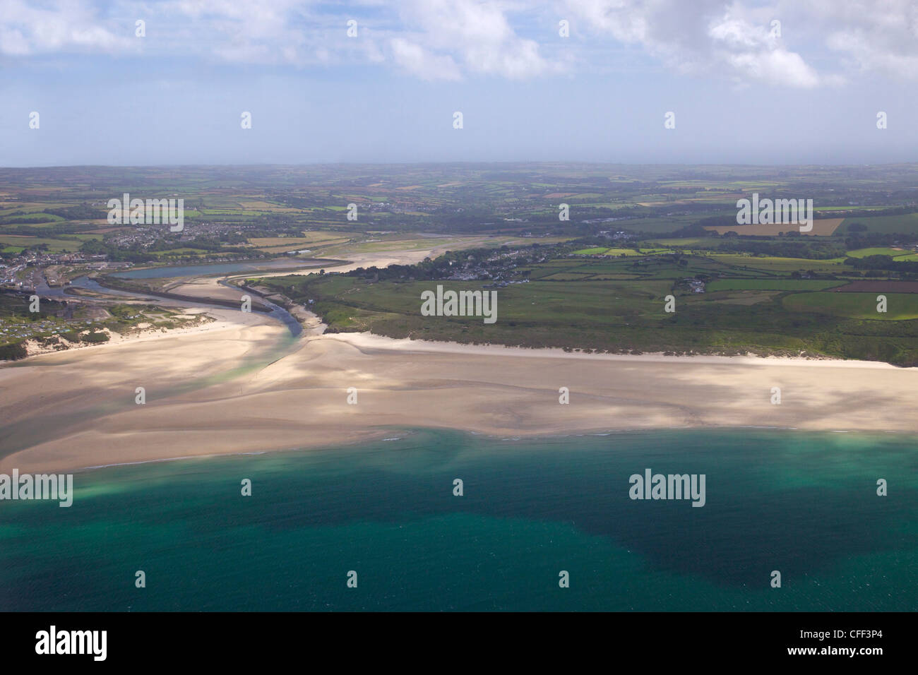 Hayle United Kingdom  city images : ... Hayle estuary, St. Ives Bay, Cornwall, England, United Kingdom, Europe