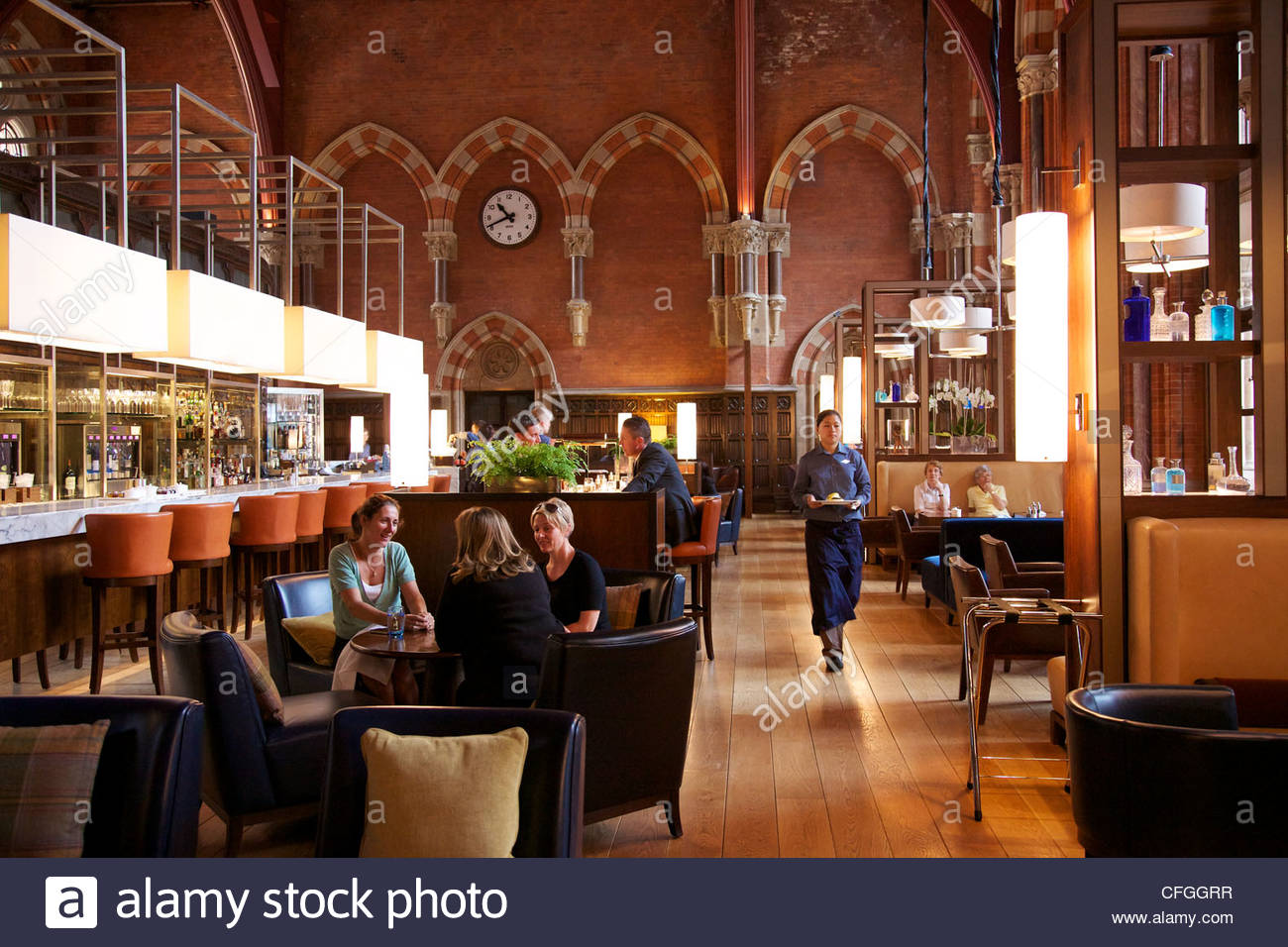 st pancras purchasing business diner reviews