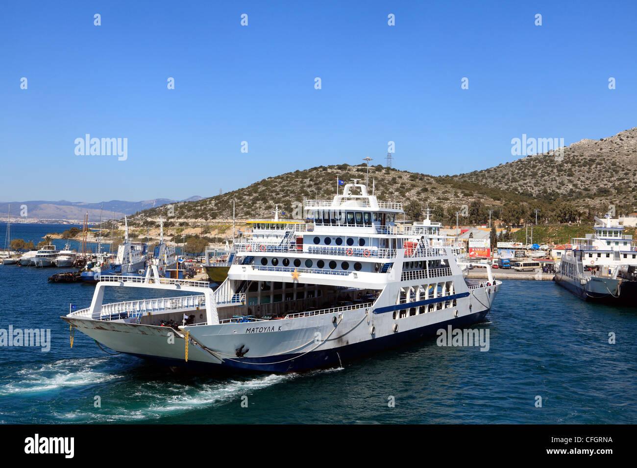 Salamis Island Ferry