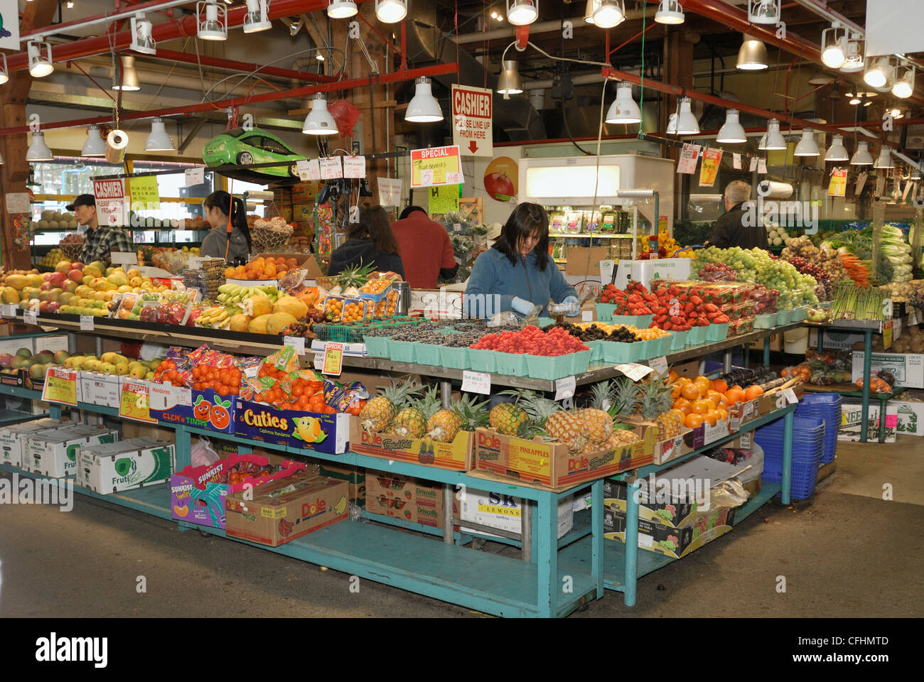 Granville Island Retail For Sell