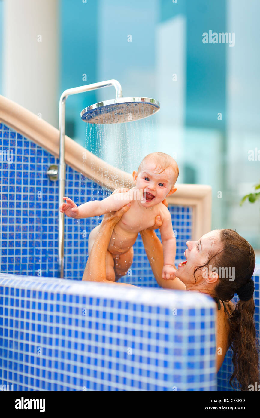 hot mom taking a shower Oct 2013  With these simple tips, it's easy to stay clean without showering every day.