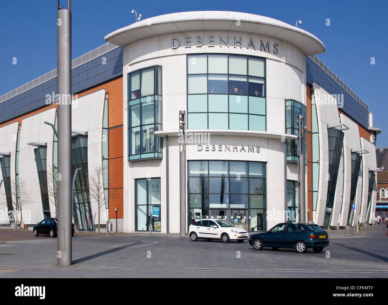 Debenham uk online shopping