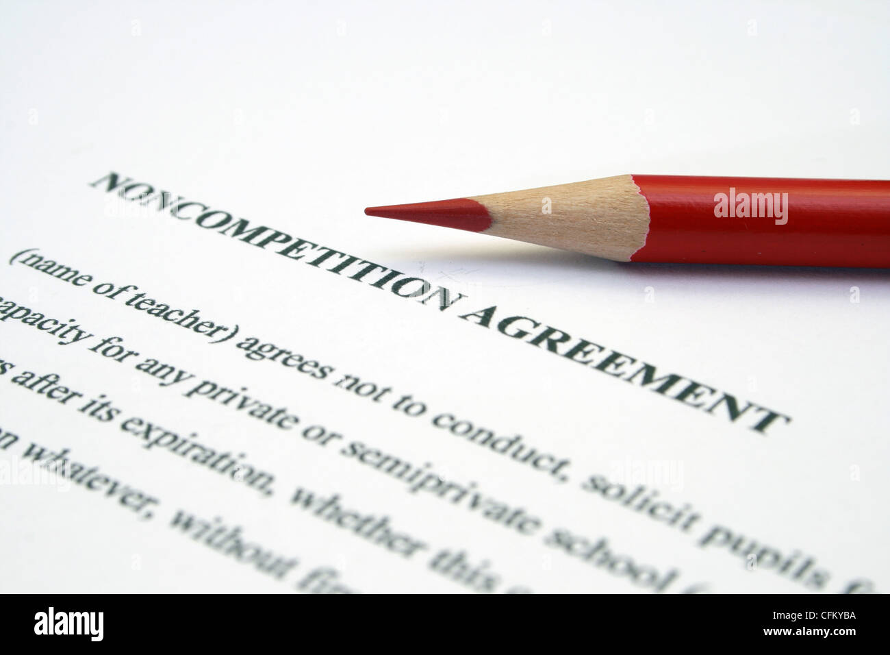 noncompetition agreement stock photo royalty image  noncompetition agreement