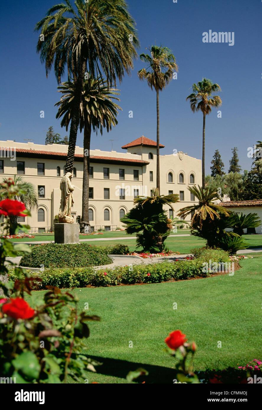 Santa Clara University Campus, Mission Gardens, CA