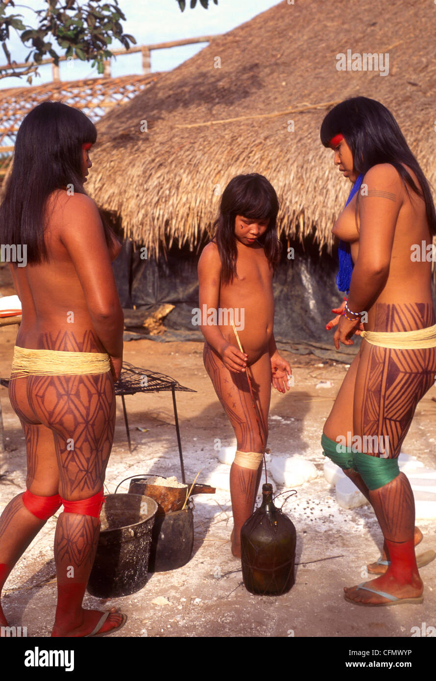 Native amazon fucking naked images