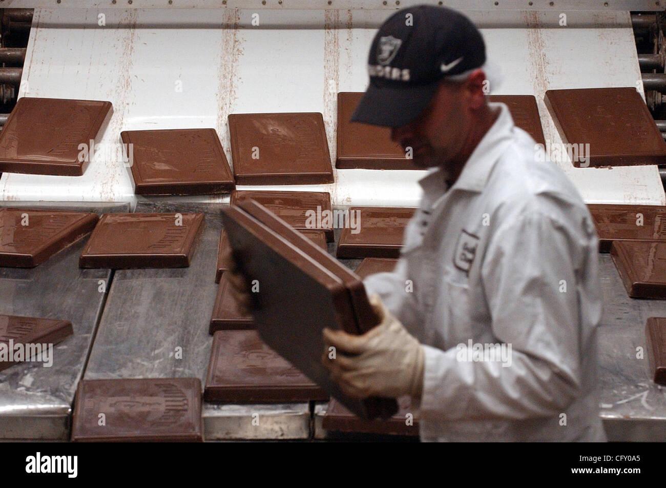 Apr 30, 2007 - Burlingame, CA, USA - Guittard Chocolate Company ...