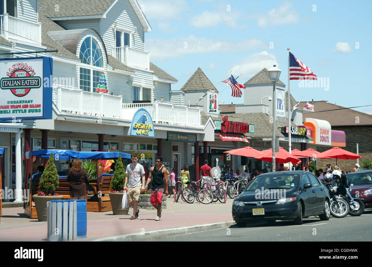 Jul   Belmar Nj Usa Belmar Beach Is Among The Most Popular Surf Spots On The Jersey Shore And East Coast Belmar Frequently Hosts Surfing