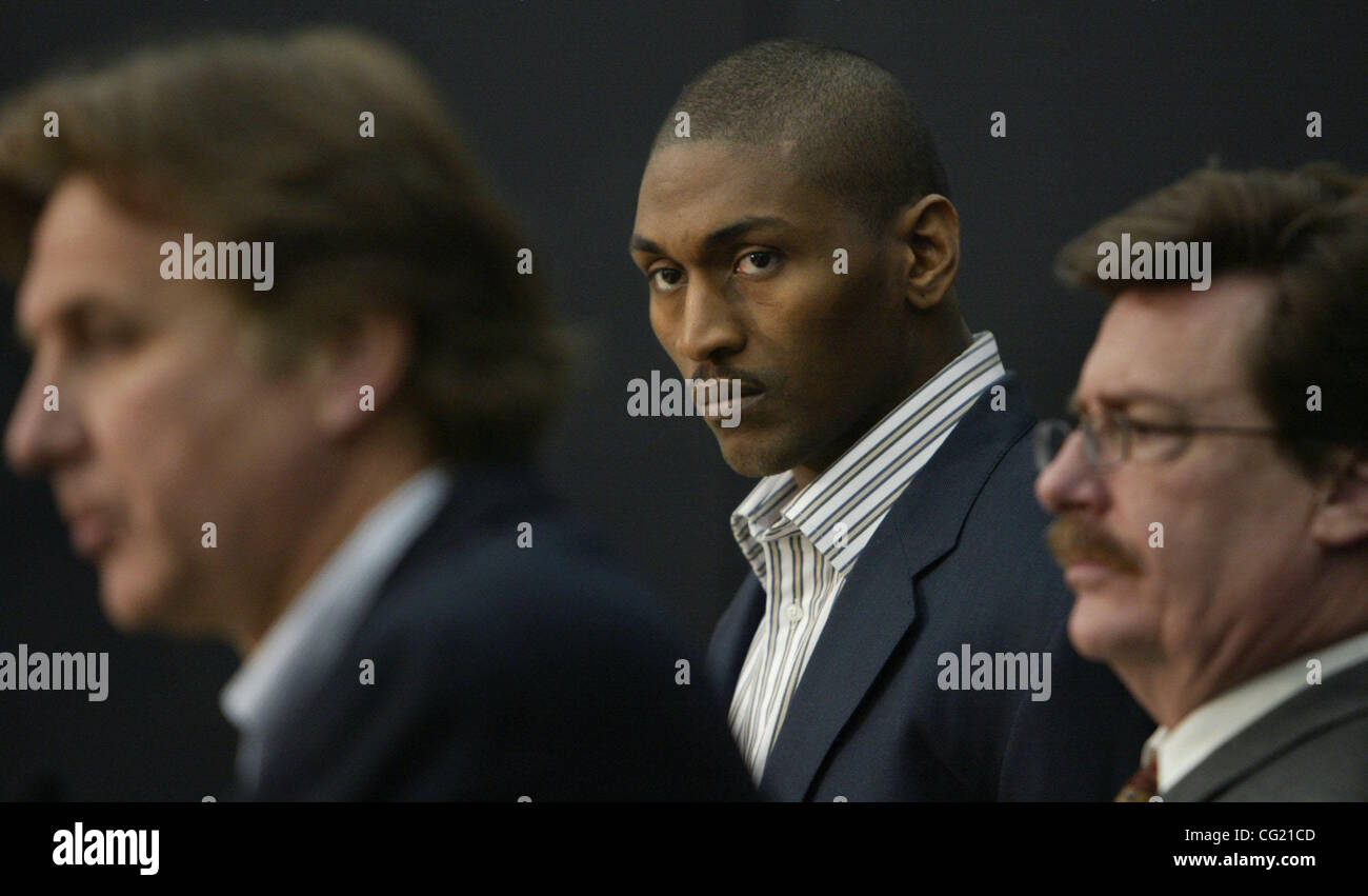 online As Kings President left Geoff Petrie talks Ron Artest