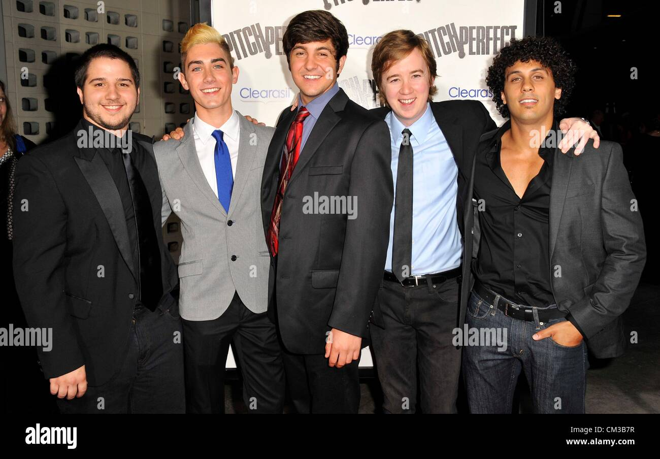 troublemakers arrivals pitch perfect premiere arclight