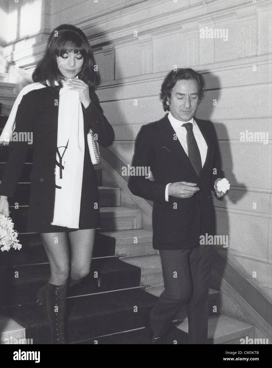 Elsa martinelli with furniture designer willy rizzo for Mobili willy rizzo