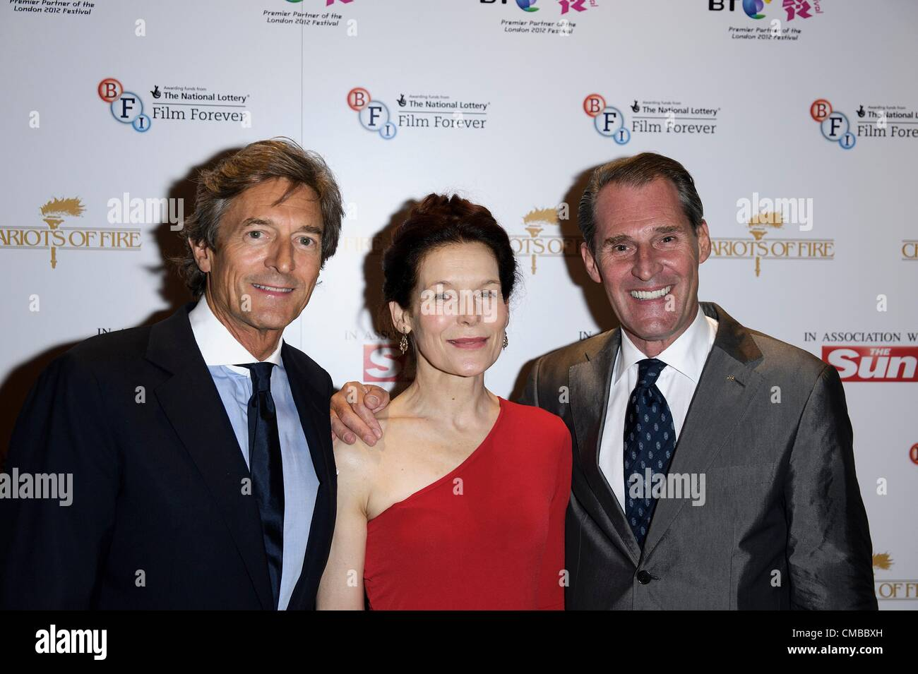 Nigel Havers Ben Cross And Alice Krige Attends The Great